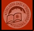 Základná škola s materskou školou, Považské Podhradie 169, Považská Bystrica logo
